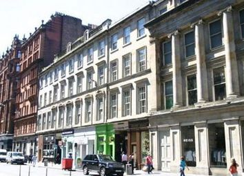 Thumbnail 2 bed flat to rent in 85A Queen Street, Glasgow, 3Aj
