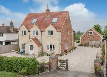 Thumbnail 6 bed detached house for sale in Little Somerford, Chippenham