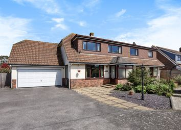 Thumbnail 5 bed detached house for sale in Kingsway, Hayling Island