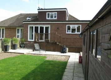 Thumbnail 3 bed semi-detached bungalow for sale in Stunning Chalet. Wentworth Avenue, Ascot, Berkshire