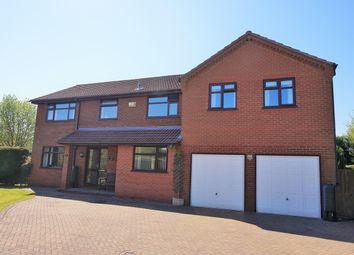 Thumbnail 5 bed detached house for sale in Trinity Close, Goxhill, Barrow-Upon-Humber