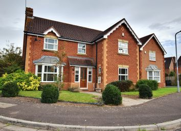 Thumbnail 4 bed detached house for sale in St. Quintin Park, Bathpool, Taunton, Somerset