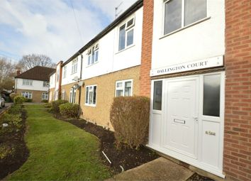 Thumbnail 2 bed flat for sale in 10 Dallington Close, Hersham Village, Surrey