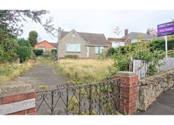 Thumbnail 2 bed detached bungalow for sale in Holburn Lane, Ryton