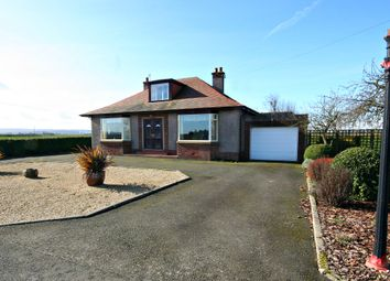 Thumbnail 3 bed detached bungalow for sale in Brackenlees Road, Near Falkirk