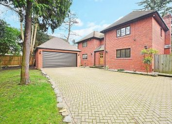 Thumbnail 4 bedroom detached house for sale in Stevens Lane, Claygate, Esher, Surrey