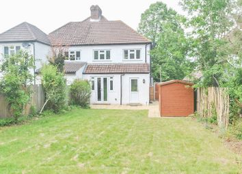 Thumbnail 3 bed semi-detached house to rent in Spring Gardens, Chelsfield, Orpington