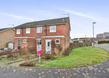 Thumbnail 3 bed semi-detached house for sale in Dale Road, Scarning, Dereham