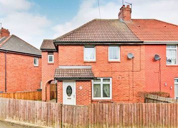 Thumbnail 4 bed semi-detached house for sale in Greenbourne Gardens, Windy Nook, Gateshead
