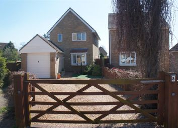 Thumbnail 3 bed detached house for sale in Bakery Close, Cranfield, Bedford