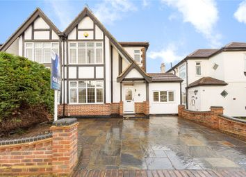 Thumbnail 3 bed semi-detached house for sale in Maywin Drive, Hornchurch