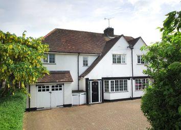 Thumbnail 4 bed semi-detached house for sale in Bedmond Road, Hemel Hempstead