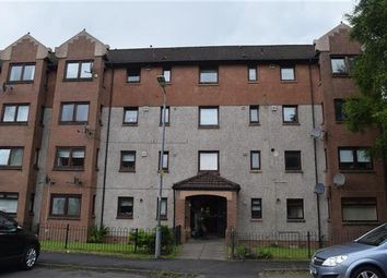 Thumbnail 3 bed flat for sale in Burnbrae Street, Clydebank