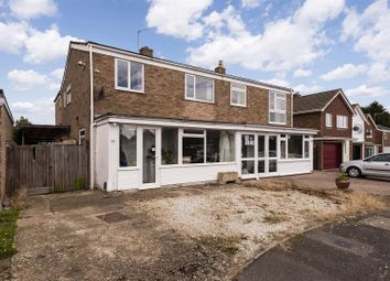 Thumbnail 4 bed semi-detached house for sale in Walton Road, Tonbridge