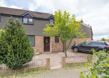 Thumbnail 3 bed semi-detached house for sale in Warmstone Close, Waddesdon, Aylesbury