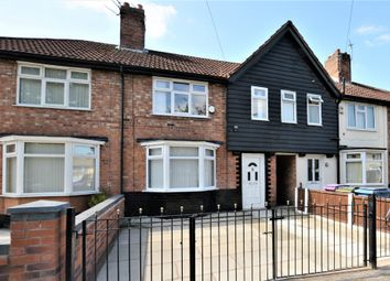 Thumbnail 3 bed terraced house to rent in Churchdown Road, Knotty Ash, Liverpool, Merseyside