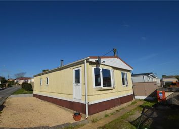 Thumbnail 3 bed mobile/park home for sale in Glenhaven Park, Helston, Cornwall