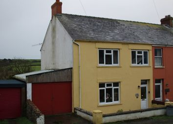 Thumbnail Semi-detached house for sale in Ffordd Y Felin, Trefin, Haverfordwest