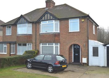 Thumbnail 3 bed semi-detached house to rent in Cressex Road, High Wycombe, Bucks