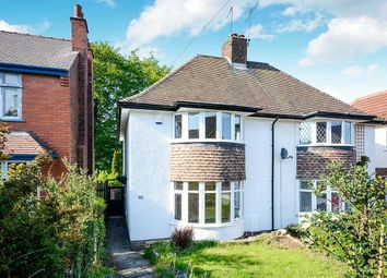 Thumbnail 2 bedroom semi-detached house to rent in Summerfield Road, Chesterfield