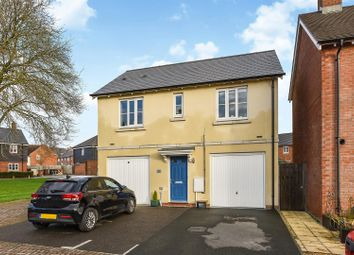 Thumbnail 1 bed detached house for sale in Settler Close, Andover