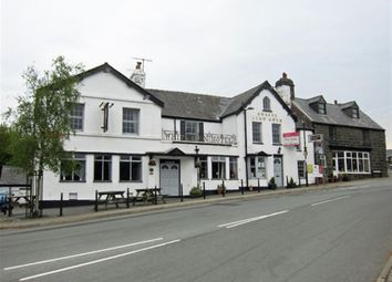 Thumbnail Pub/bar for sale in North Wales LL21, Conwy