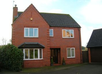 Thumbnail 4 bed detached house for sale in Chestnut Grove, Moreton Morrell, Warwick