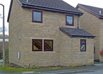 Thumbnail 3 bed link-detached house to rent in Garth Barn Close, Bradford