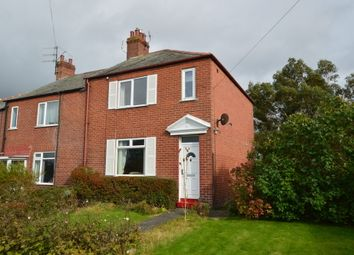 Thumbnail 3 bed end terrace house for sale in Etal Road, Tweedmouth, Berwick Upon Tweed, Northumberland
