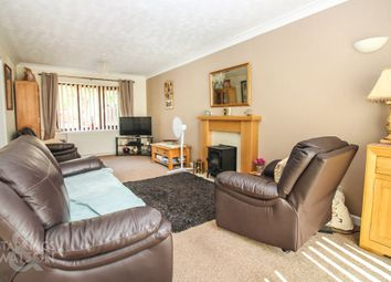 Thumbnail 3 bed detached house for sale in Laurel Grove, Brundall, Norwich