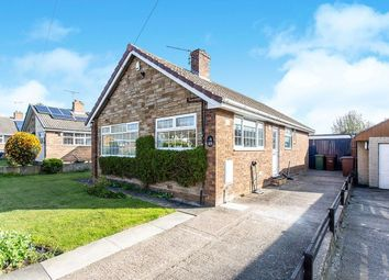Thumbnail 2 bed bungalow to rent in Valley Avenue, South Elmsall, Pontefract