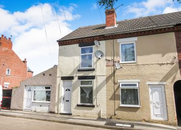 2 bed end terrace house for sale in John Street, Worksop S80