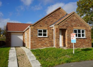 Thumbnail 3 bed detached bungalow for sale in Baggaley Drive, Horncastle