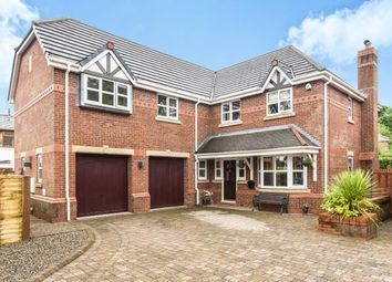 Thumbnail 5 bedroom detached house for sale in Church Gardens, Euxton, Chorley, Lancashire