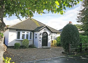 Thumbnail 3 bed detached bungalow for sale in Byfleet, Surrey