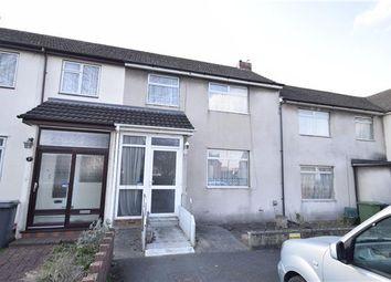 Thumbnail 3 bed terraced house for sale in Louise Avenue, Mangotsfield, Bristol