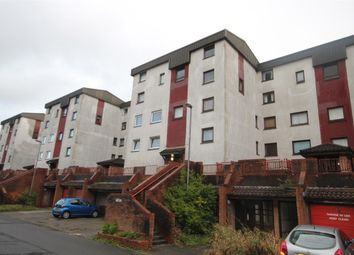 Thumbnail 1 bed flat for sale in Millcroft Road, North Carbrain, Cumbernauld