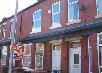 Thumbnail 2 bedroom terraced house to rent in Kennedy Road, Salford