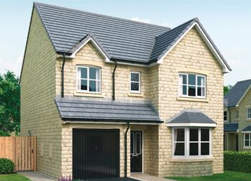 "Thumbnail 4 bed detached house for sale in ""The Glenmuir"" at Weatherhill Road, Lindley, Huddersfield"