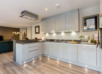 Thumbnail 2 bed flat for sale in Burns Court Balgores Lane, Gidea Park, Romford