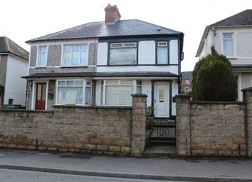 Thumbnail 3 bed semi-detached house to rent in Comber Road, Dundonald, Belfast