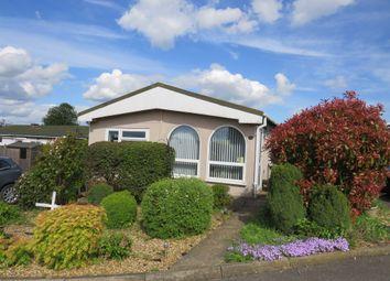 2 bed mobile/park home for sale in Hardwicke Fields, Haddenham, Ely CB6