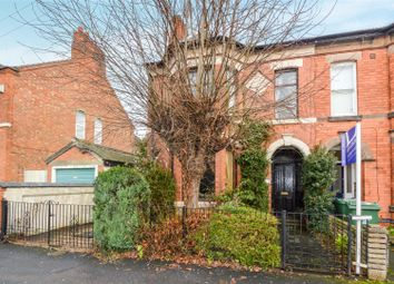 Thumbnail 4 bedroom end terrace house for sale in Storer Road, Loughborough