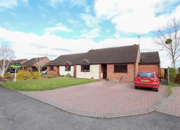 Thumbnail 4 bed detached bungalow for sale in Upton Gardens, Upton-Upon-Severn, Worcester