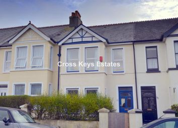 3 bed terraced house to rent in Ford Park Road, Mutley, Plymouth PL4