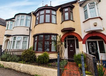 Fleetwood Avenue, Westcliff-On-Sea SS0. 4 bed terraced house