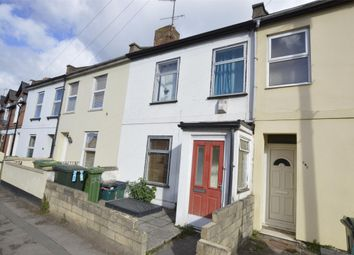 Thumbnail 3 bed terraced house for sale in Swindon Road, Cheltenham, Gloucestershire