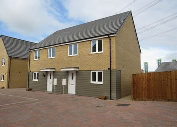 Thumbnail 3 bed semi-detached house for sale in Puffin Place, Leighton Buzzard
