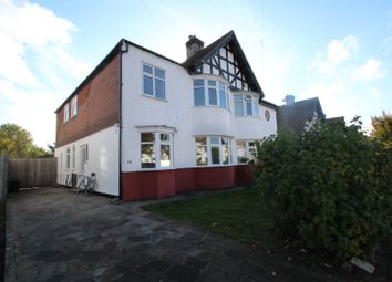 Thumbnail 5 bed semi-detached house to rent in Brookmead Avenue, Bromley