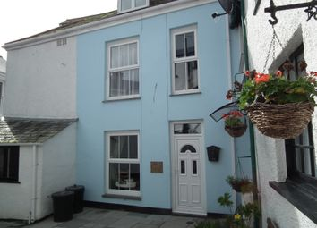 Thumbnail 2 bed cottage for sale in Princes Street, West Looe